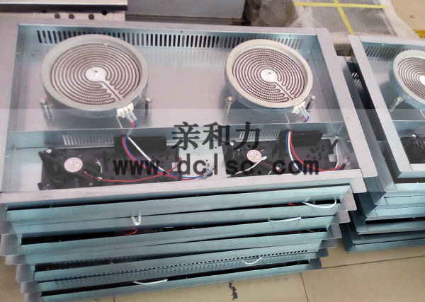 电灶控制电路图